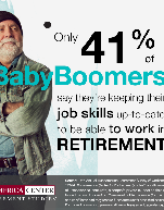 Baby Boomers Keeping Job Skills Up to Date