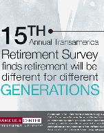 Retirement Differs Across Generations